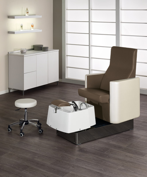 Pedicure chair for beauty centre: Atlantis - Medical & Beauty