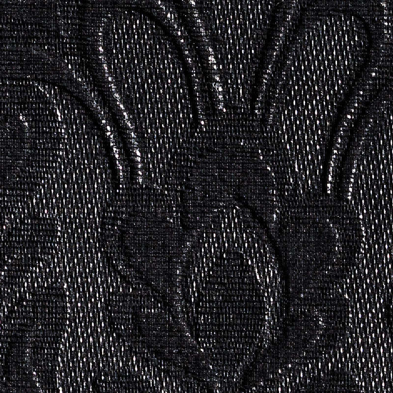 Colore tappezzeria Lettino: Black Damask 25